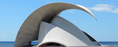 "Auditorio de Tenerife ""Adán Martín"""