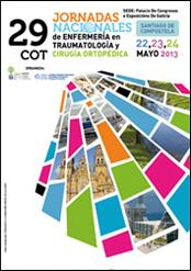 29 Jornadas Nacionales de Enfermería en Traumatología y Cirugía Ortopédica