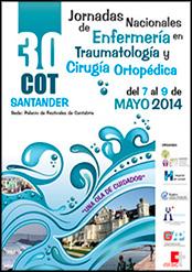 30 Jornadas Nacionales de Enfermería en Traumatología y Cirugía Ortopédica